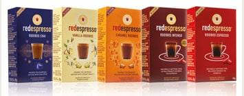 Red Espresso capsules