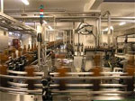 Bottling plant