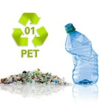 Labels, glues reduce recyclability of beverage bottles