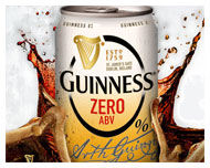 Zero alcohol Guinness on trial in Asia