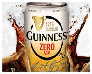 Guinness Zero ABV