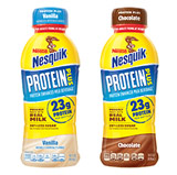 US: Nestle launches protein-packed Nesquik choc milk for 'kidults'