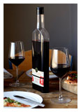 Behold, the world's first flat wine bottle