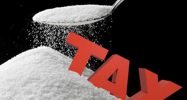 'Sugar tax' is adopted by Treasury without amendment