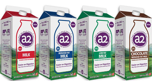 How a2 Milk plans to revitalise the slumping dairy category