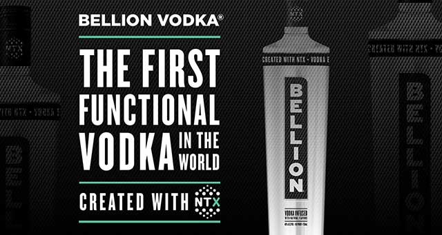 The $40m vodka designed to save your liver