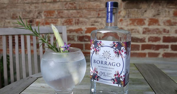 Borrago launches with new alcohol-free botanical spirit
