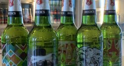 'Tattoos' to replace labels on beer bottles to cut waste