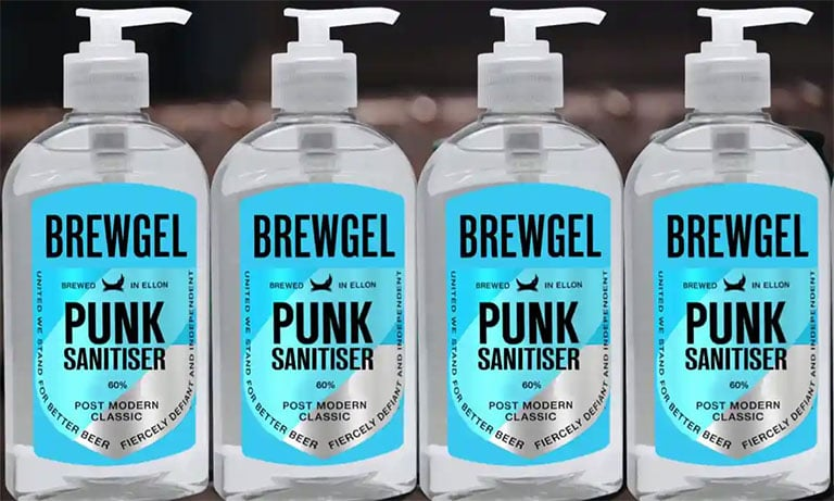 Liquor producers step up to make hand sanitiser