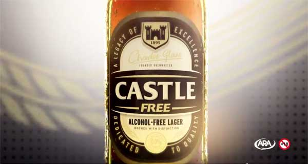 Introducing Castle Free – with 0% alcohol!