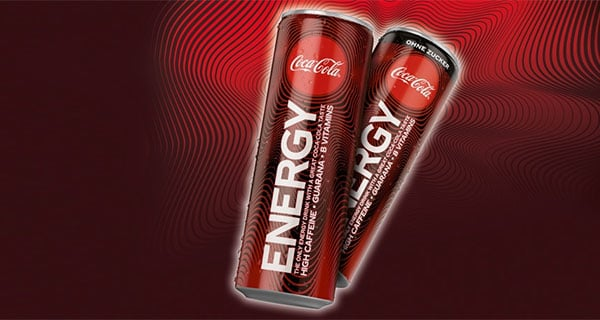 Coca-Cola Energy: first energy drink released under Coke brand