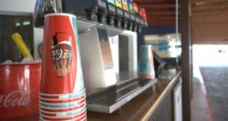 Coca-Cola trials packaging-free, self-pour, self-pay tech