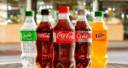 US: Coca-Cola transitions to bottles made from 100% rPET