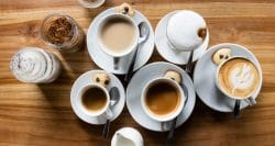Excess coffee consumption can be culprit in poor health