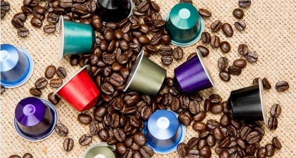Coffee pod trends