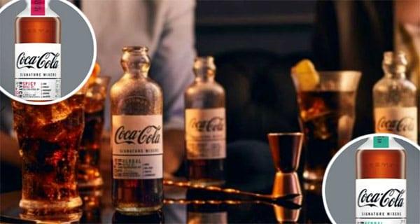 UK: Coca-Cola launches upmarket flavoured mixers range