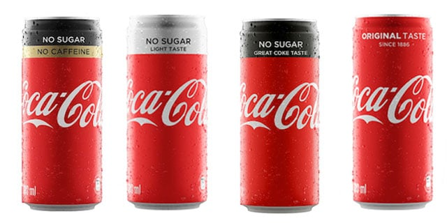 Coke branding confusion irks consumers