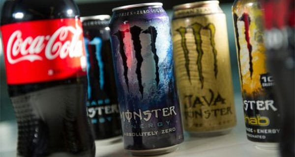 A Coca-Cola energy drink to compete with partner Monster Beverage?