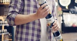 Bye-bye six packs: hello interlocking cans for plastic-free convenience