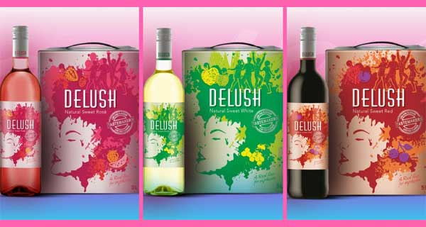 Delush proves delish for new SA wine drinkers