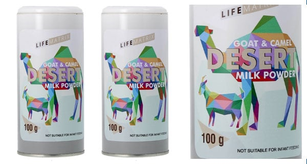 Lifematrix Desert Milk Powder