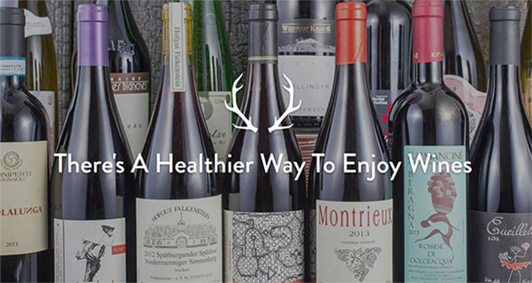 Perfectly natural, perfectly healthy wine