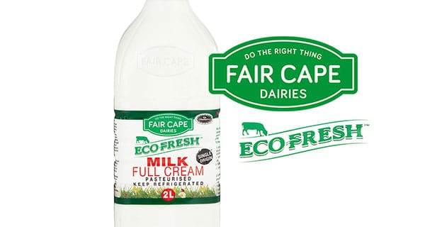 How Fair Cape Dairies made its packaging more recyclable