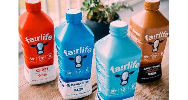 Lactose-free milk takes on surging plant milks