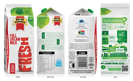 Makeover for Woodlands ESL milk