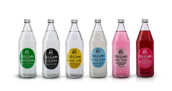 Fitch & Leedes goes BIG with new 750ml glass collection