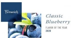 Flavour of 2020? Has to be Classic Blueberry, says Firmenich