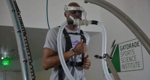 Gatorade's futuristic Sports Science Institute