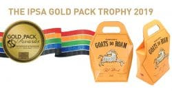 Gold Pack Awards 2019 - Fairview triumphs!