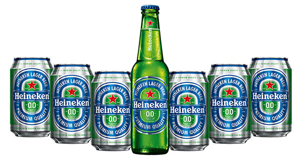 Heineken 0% launches in SA
