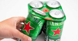 Heineken UK joins cardboard topper trend for multi-pack cans