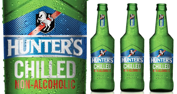 Hunter's Chilled Non-Alcoholic