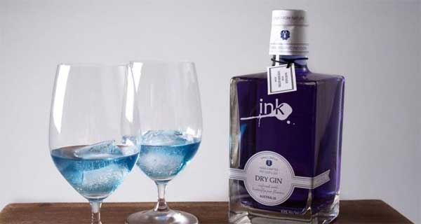 Ink Dry Gin