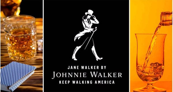 Diageo unveils 'Jane Walker' in the US