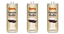 Pernod Ricard launches RTD Kahlúa espresso martinis