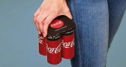 EU: Coca-Cola and InBev ditch plastic six-pack rings for cardboard