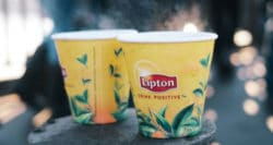 Unilever's tea business: shedding and keeping the Lipton brand