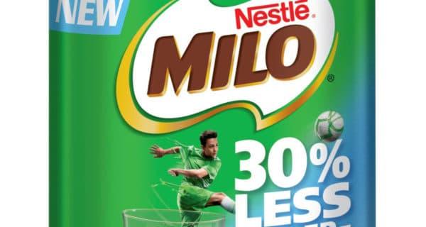 Nestlé Australia to launch new Milo without cane sugar