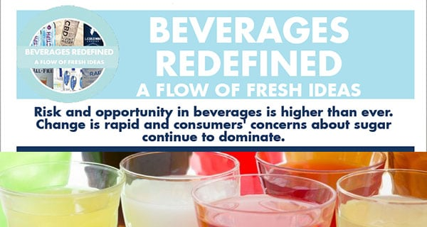 Beverages redefined: Driving the drinks game