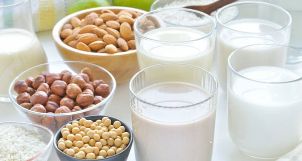 US: Non-dairy milk sales grow 61% over the last five years