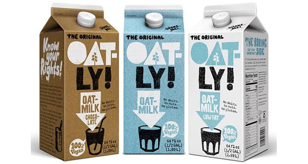 How a Swedish oat milk brand went ballistic in the US