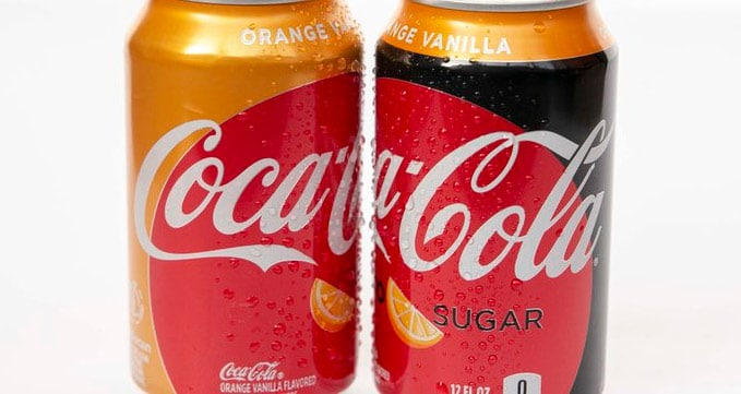 First new Coke flavour in a decade