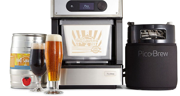 The rise of automated home-brewing