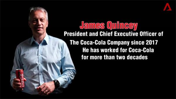 In conversation with Coca-Cola's CEO
