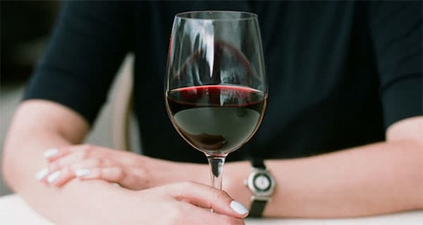 Why a glass of red wine is good for your gut