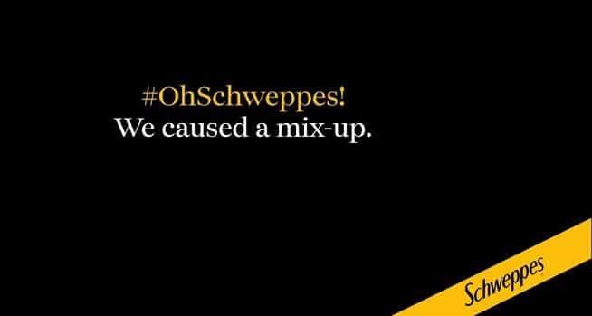 Another Coca-Cola packaging blunder in the wake of Schweppes' mea culpa?